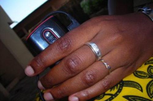 Article : Labé : Les mariées du….téléphone !