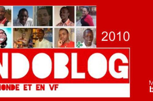 Article : Mondoblog en 2010: mes pépites!
