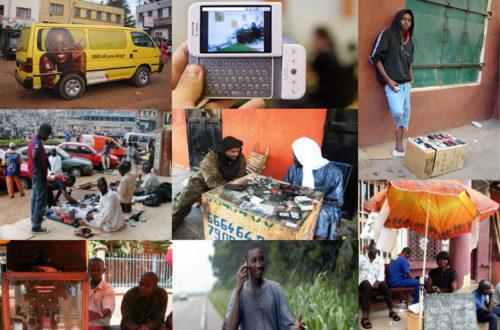 Article : Le téléphone portable vu par les Mondoblogueurs