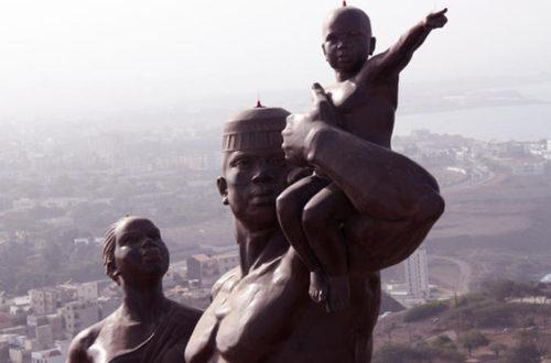 Article : Ma «Renaissance africaine» à moi !