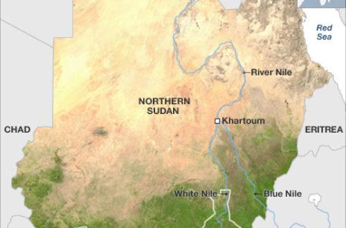 Article : Et s'il y avait partition du Soudan?