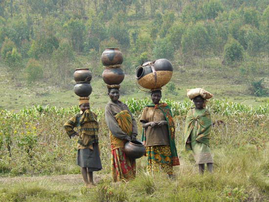 Les Twa : minorité invisible au Burundi