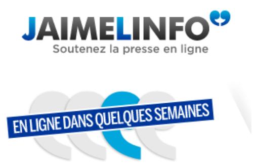 Article : J'aime l'info, nouvelle plateforme pour la presse en ligne !