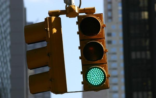 traffic light par grendelkhan, via Flickr CC