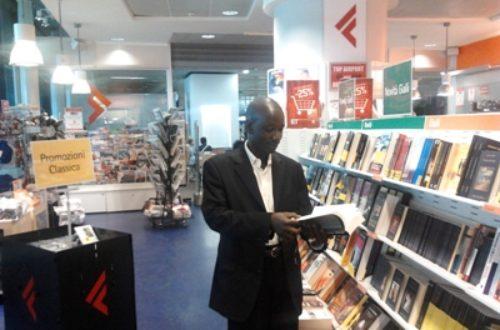 Article : Une librairie, mon premier lieu de visite en Italie