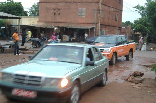 Article : Les premières pluies avertissent les Bamakois