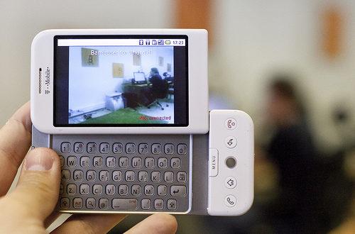 Article : Mon téléphone et le journalisme citoyen