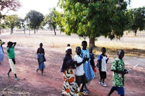 Article : Vont-ils tous finir les études, ces élèves du village?