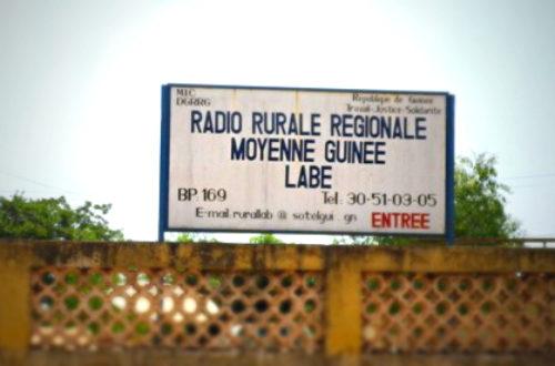 Article : Radio Rurale de Labé, un média de proximité