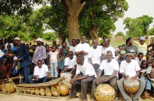 Article : Soirée de balafon au village