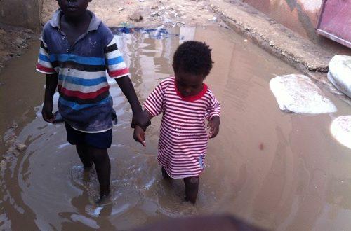 Article : « Au cœur des Inondations » : Grand reportage… Dakar sous les eaux