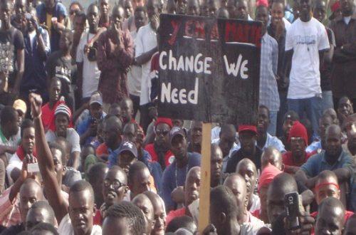 Article : 19 mars, jour de la révolution sénégalaise
