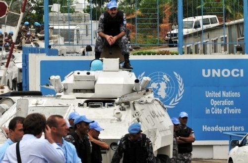 Article : Côte d'Ivoire : Le conseil de sécurité reconduit l'embargo sur les armes