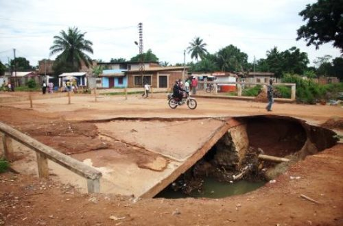 Article : Cinq conseils pour rentrer sain et sauf si vous prenez la route à Bangui