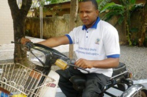 Article : Boubacar «Sanso» Barry, le handicap comme force