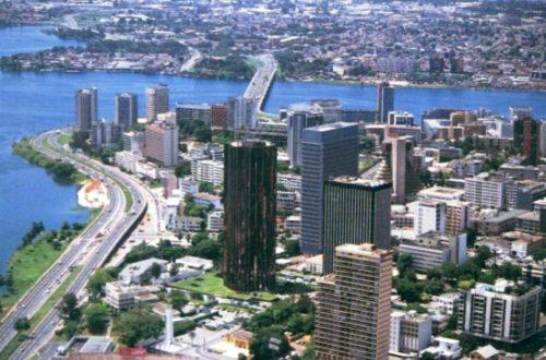 Article : Abidjan au bord de l'asphyxie