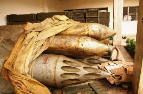 Article : Côte d'Ivoire – Lybie : deux poudrières éventrées !