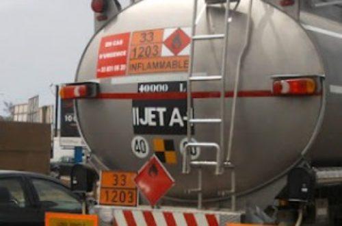 Article : Brûlante erreur sur une citerne d'hydrocarbure
