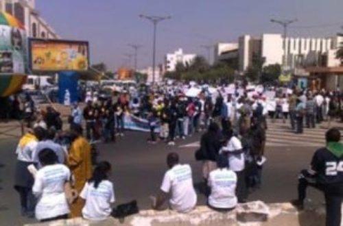 Article : Samedi, la journée de toutes les manifestations à Dakar