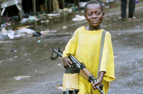 Article : Mercenaires, miliciens…des plaies qui menacent toute l'Afrique de l'Ouest