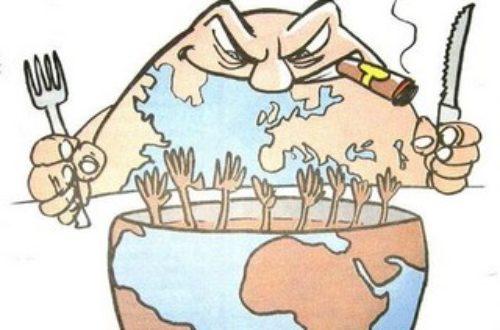 Article : Tiers-monde, immonde