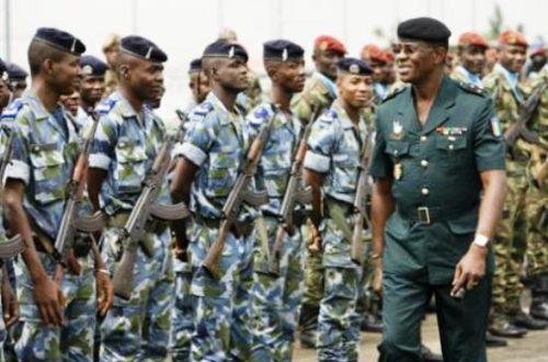 Article : 72 heures de réflexion sur l'avenir de l'armée Ivoirienne