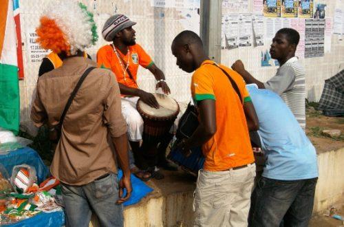 Article : Côte d'Ivoire VS Sénégal : les supporteurs se mobilisent !