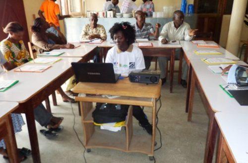 Article : Anokoua Kouté : les leaders communautaires formés à la cohésion