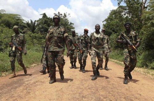 Article : Côte d'Ivoire : la ligne de front s'embrase