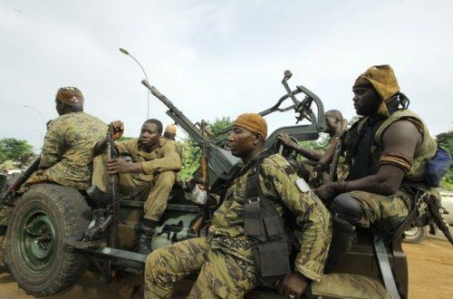 Article : Rafles intempestifs : les éléments FRCI rançonnent les Ivoiriens