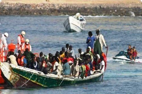 Article : La jeunesse ivoirienne se prononce sur l'immigration