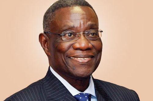 Article : En Afrique, un président est mort