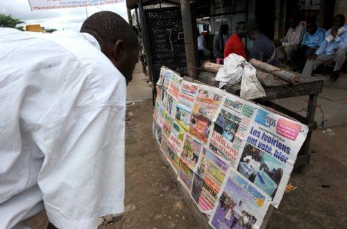 Article : Côte d'Ivoire : la presse d'opposition gardera le silence