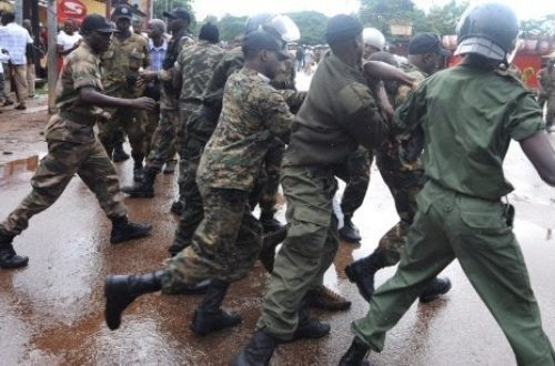 Article : Situation critique en Guinée