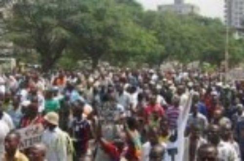 Article : Appels au soulèvement : le Tchad n'est pas en reste