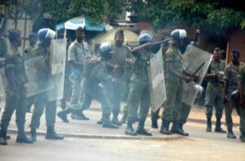 Article : Militaires… togolais, on vous hait !