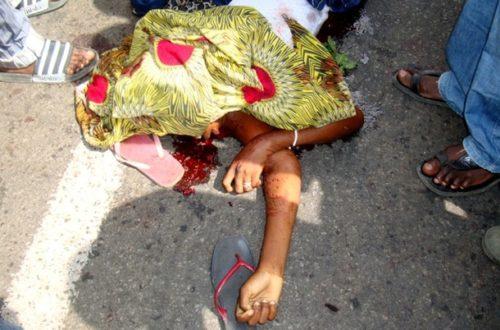 Article : Côte d'Ivoire, Lybie…des condamnations, aucune action