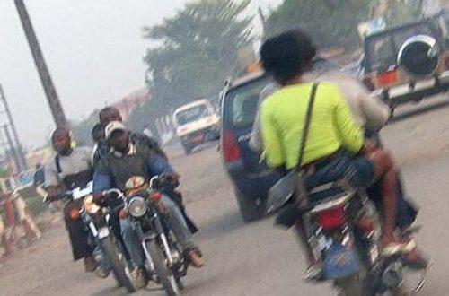 Article : Faut-il craindre les moto-taxis de Douala?