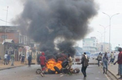 Article : Togo : synopsis de sortie de crise