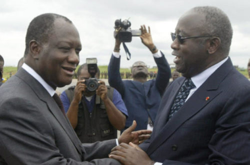 Article : Alassane Ouattara et Laurent Gbagbo invités à Addis-Abeba