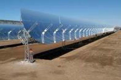 Article : Course aux énergies renouvelables : quels enjeux pour le continent noir ?