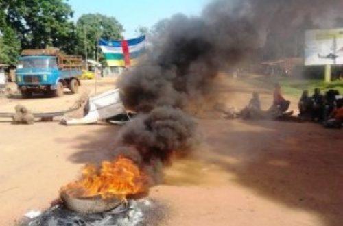 Article : Grèves tous azimuts en République Centrafricaine