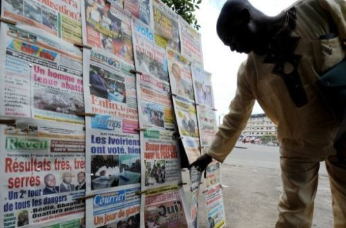 Article : La presse pro-ouattara de retour dans les kiosques