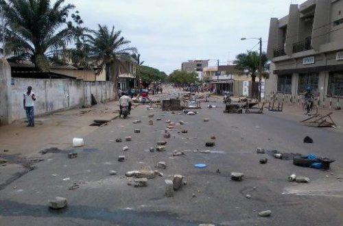 Article : Où va le Togo?: De violents affrontements dans les rues de Lomé ce samedi