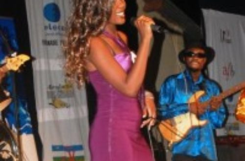 Article : Winnie Flora Massanga : la Mariah Carey centrafricaine