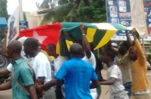 Article : Togo : le CST maintient la pression