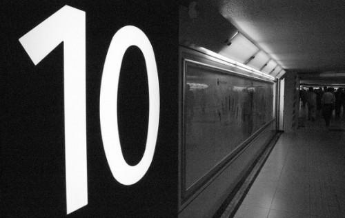 Number 10 (Crédit photo: yoppy via Flickr, CC)