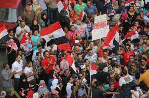 Article : Happy birthday mister président ou anécdote d'une soirée à la police égyptienne