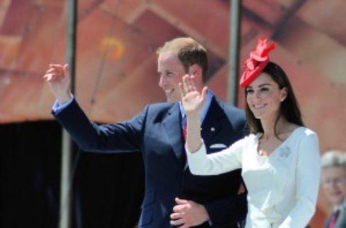 Article : Le 3e prince anglais, le petit nègre l'emmerde