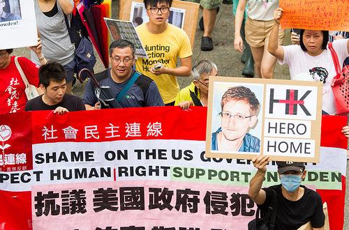 Article : L'affaire Snowden est partie du Brésil